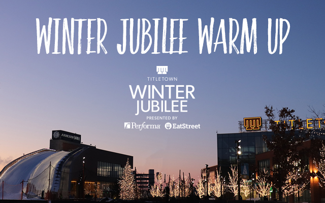 winter jubilee warm up